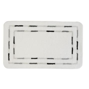 KARWEI Break badmat wit 60 x 100 cm