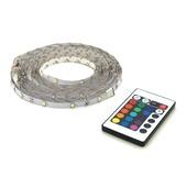 Prolight LED-strip gekleurd 5 m met afstandsbediening (IP20)