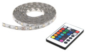 prolight led strip gekleurd 2 m met afstandsbediening ip44