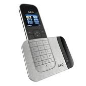 AEG Voxtel DECT telefoon 570 zwart/zilver