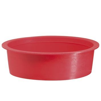 Martens speciedeksel 70 mm rood