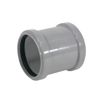 Martens PVC schuifmof 50 mm 2x manchet