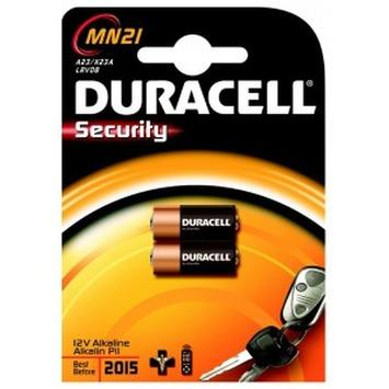Duracell Ultra Power Security Batterij 23 A 12 V 2 Stuks