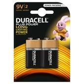 Duracell Plus Power Duralock batterij block (2 stuks)