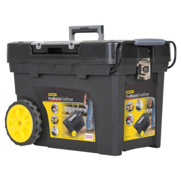 Stanley gereedschapswagen 1-97-503 zwart 53 ltr