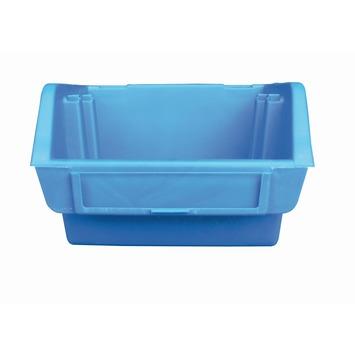 Erro stapelbak maat 1 ca. 7x12x11 cm blauw