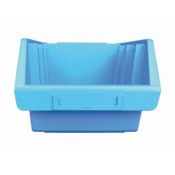 Erro stapelbak  maat 3 ca. 13x18x24 cm blauw