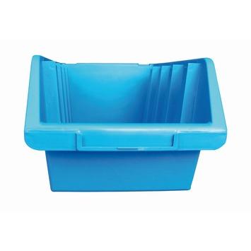Erro stapelbak maat 4 ca. 15x20x35 cm blauw