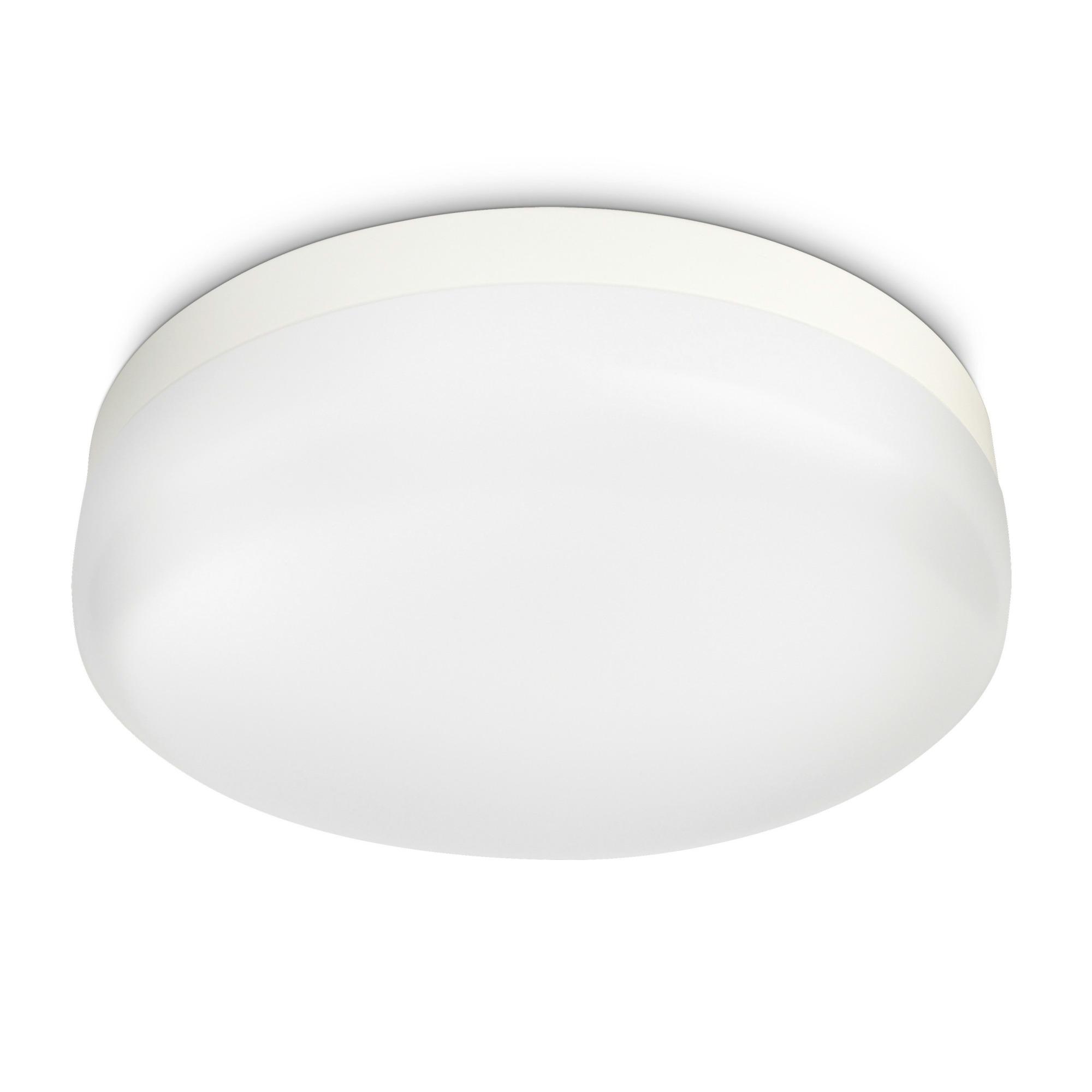 Philips Mybathroom Baume LED-plafondlamp 2.5 W Warmwit Wit