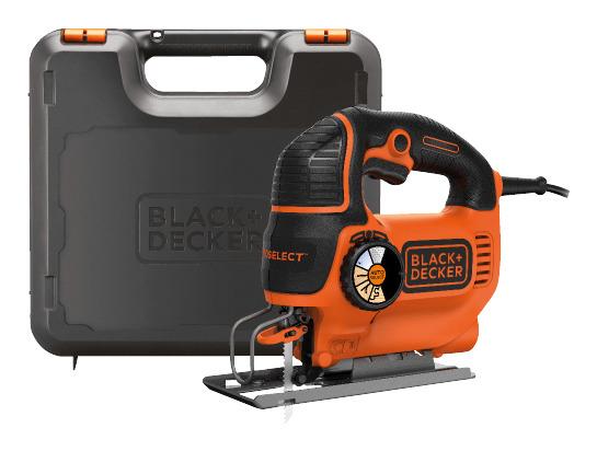 Black & Decker KS801SK-QS Decoupeerzaag