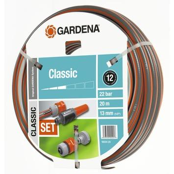 Gardena Classic tuinslangset compleet 20m