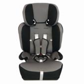 Autostoel Lars met gordel grijs/zwart gewichtsgroep 1-3 (9-36 kg)