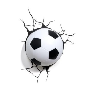 Extreem 3D kinderlamp voetbal kopen? | KARWEI VS08