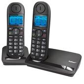Profoon DECT telefoon PDX-6320 twinset zwart