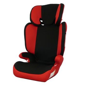 Cosmic autostoel Lars rood/zwart gewichtsgroep 2-3 (15-36 kg)