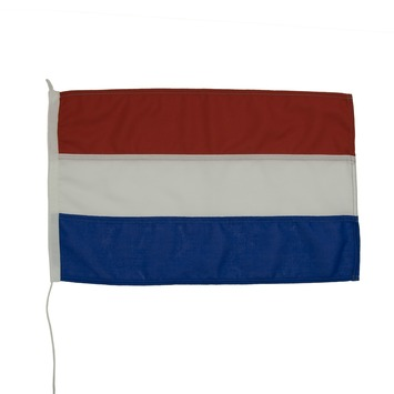 Vlag Nederland 30x45cm