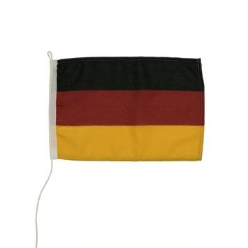 Vlag Duitsland 20x30cm