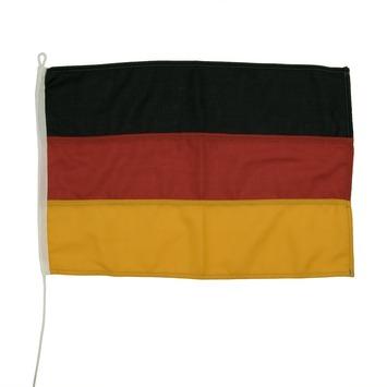 Vlag Duitsland 30x45cm