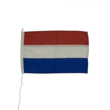 Vlag Nederland 20x30cm