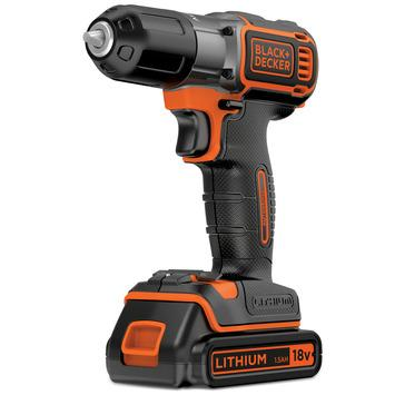 Black+Decker accuboormachine ASD184K