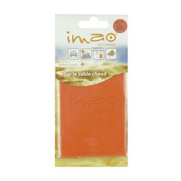 Imao parfumkaart oranje