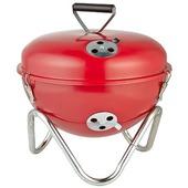 Tafelbarbecue rood 34 cm