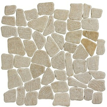 Natura Stone Mat Beige  30x30 cm 1 m2