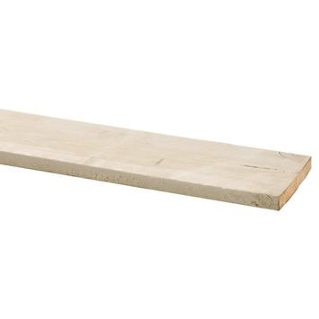 CanDo steigerhout geborsteld schelpwit 30x195 mm, lengte 250 cm