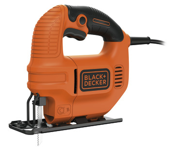 Black + Decker decoupeerzaag KS501-QS