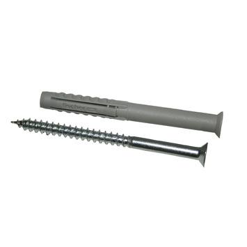 Fischer Constructieplug SXR 8x80 mm met schroef 5 stuks