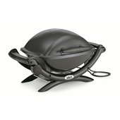 Weber Barbecue Q1400 dark grey