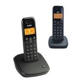 Voxtel D100 dect telefoon set met 2 toestellen