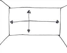 Behangidee - Stap 1