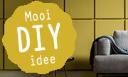 Mooi DIY idee