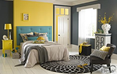 slaapkamer kleuren van flexa | karwei, Deco ideeën