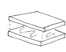 Dienblad - Stap 1
