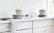 Keukenwerkblad plaatsen