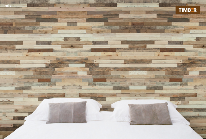 Hout decoratieve panelen keuken raum und m beldesign inspiration - Massief decoratief ...