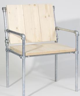 12 idee n voor steigerhouten meubelen karwei for Zelf meubels maken van hout