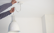 Hanglamp ophangen