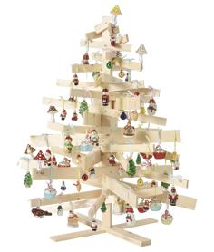 Houten kerstboom maken | KARWEI