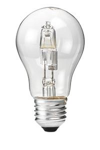 Halogeenlamp.