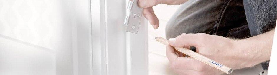 Aan de slag met je deuren!