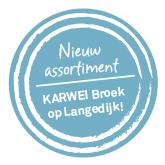 Nieuw assortiment Broek op Langedijk.