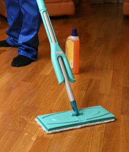 Houten vloer onderhoud en afwerking