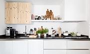Een gezellige familiekeuken