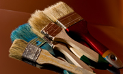 IJzeren hek schilderen