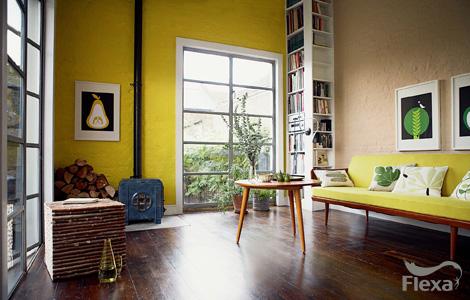 Woonkamer Design Kleuren : Woonkamer kleuren van flexa karwei