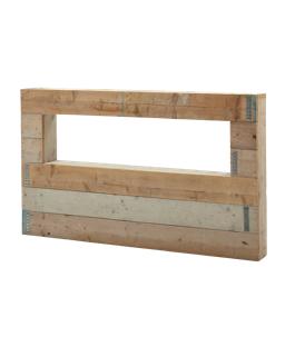 Hoofdbord van steigerhout maken? Bekijk het klusadvies | KARWEI