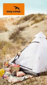 Easy Camp camping assortiment.